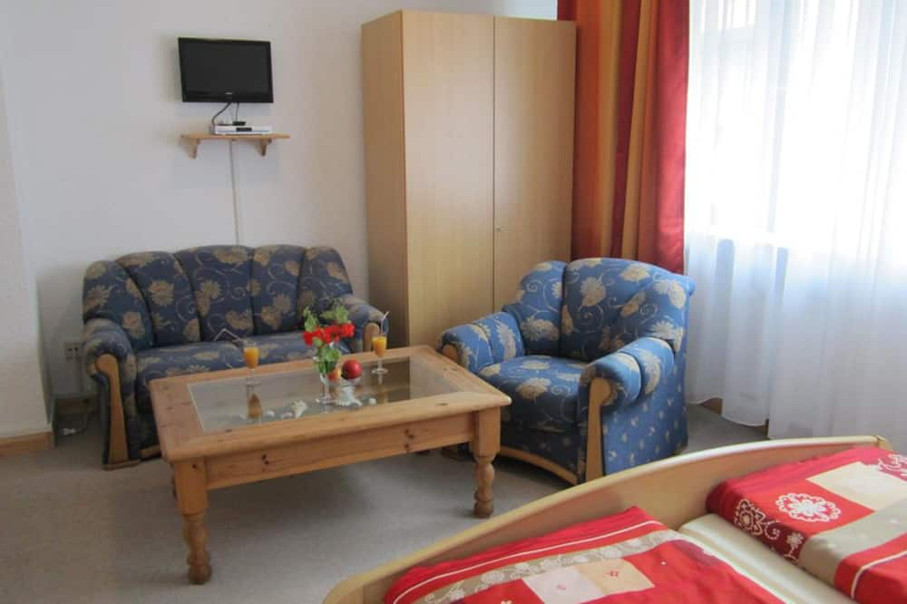 Standardna jednokrevetna soba - Dnevni boravak