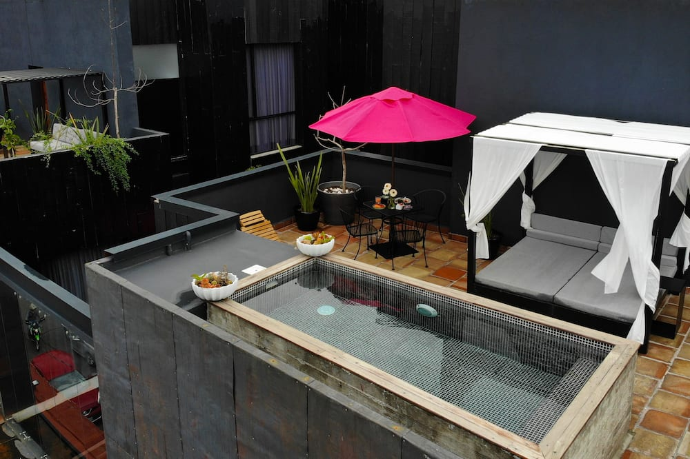 Private Pool Suite - Soukromý bazén