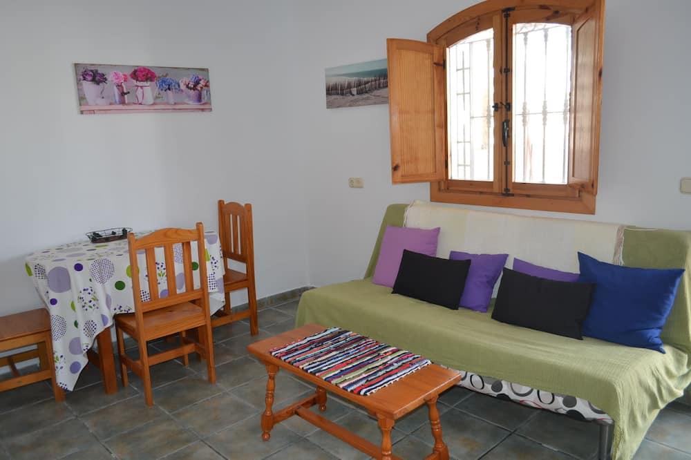 Comfort-hus - 1 soveværelse - Opholdsområde