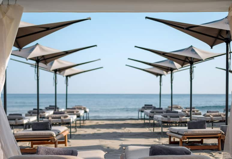 Ikones Seafront Luxury Suites - Adults Only, Rethymno, Strand