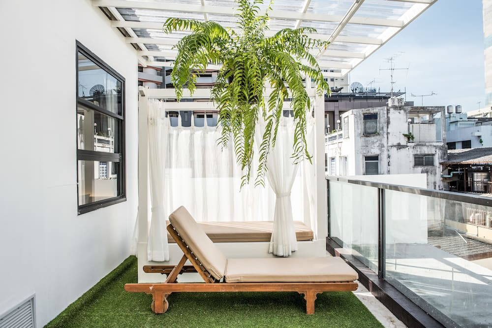 3 Bedrooms Rooftop Penthouse - Terrace/Patio