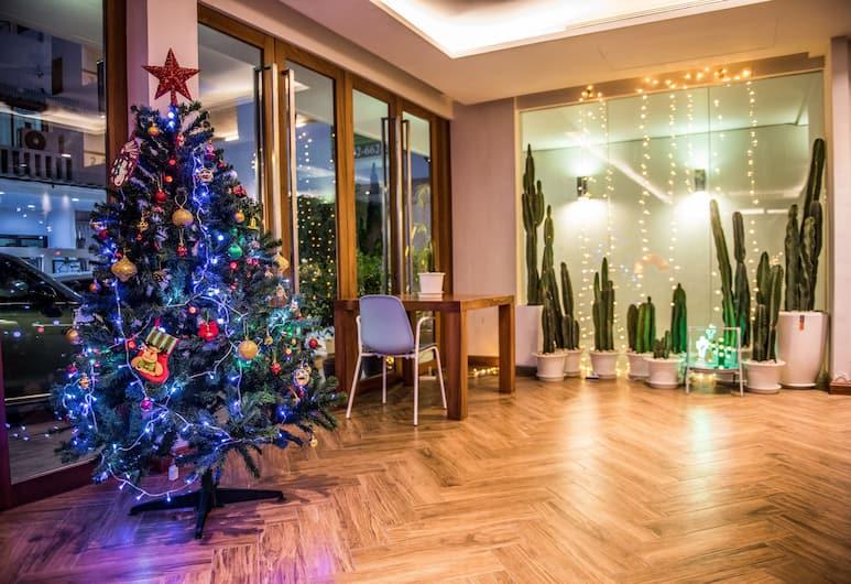 ニミット ブティック ホテル コレクション, バンコク, ロビー応接スペース