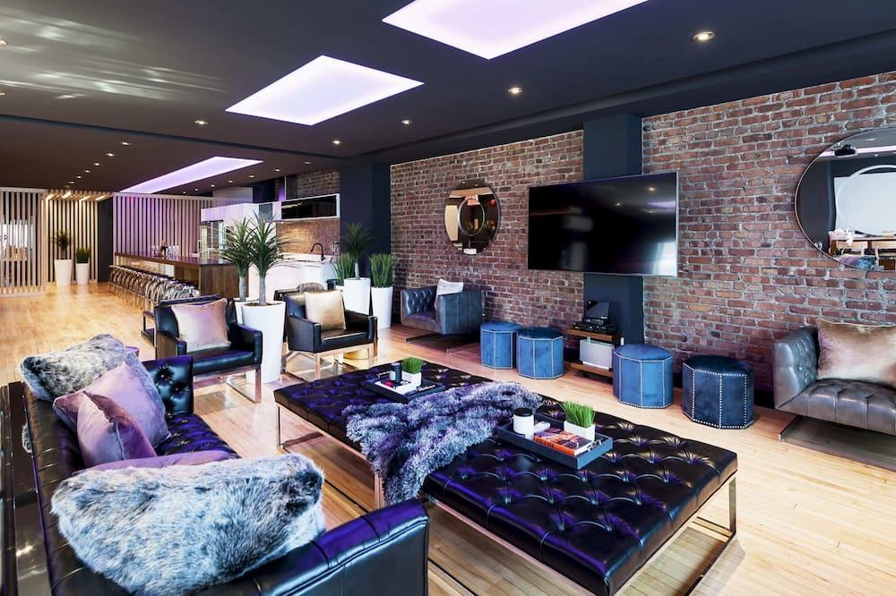 Loft Premium, Beberapa Tempat Tidur - Ruang Keluarga