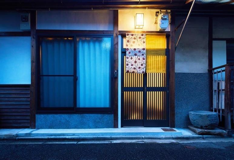 柳下夢屋飯店, Kyoto, 住宿入口