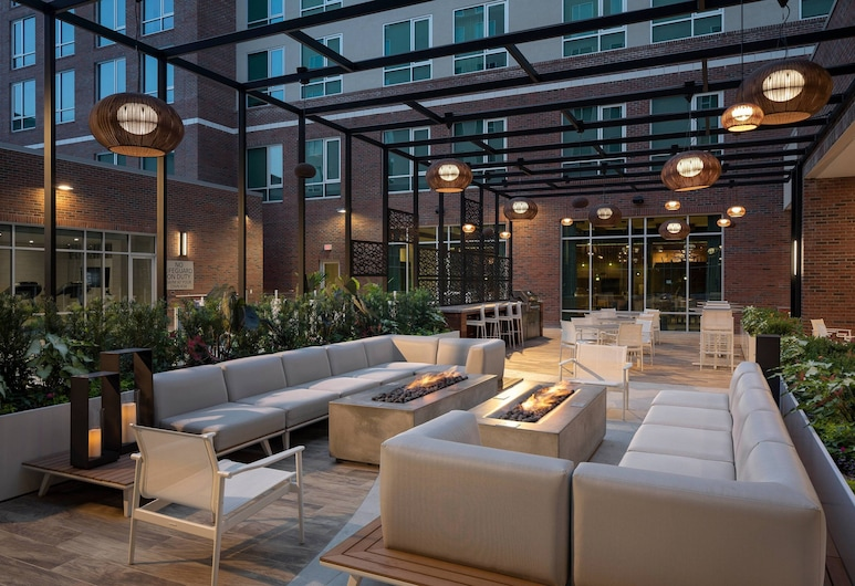 SpringHill Suites by Marriott Greenville Downtown, Greenville