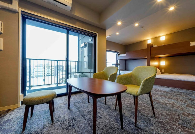 RESI STAY Gojozaka, Kyoto, Two Bunk Beds-City Apartment(Please see all information about our room before you book), City View