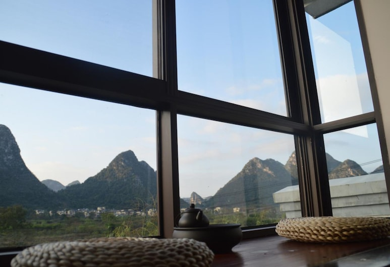 Guilin Lotus Hotel, Guilin, Deluxe Double Room, View, Guest Room