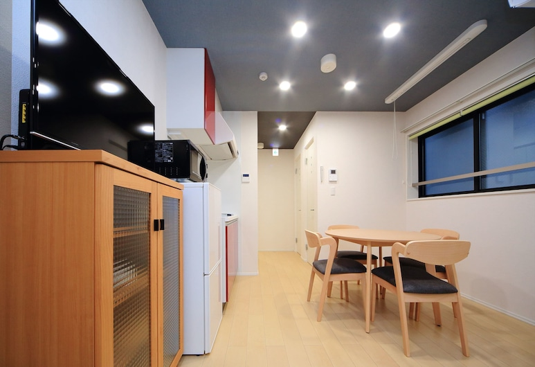 COTO Tokyo Shinjuku, Tokio, Habitación tradicional (Japanese Style, B, 2nd Floor), Habitación