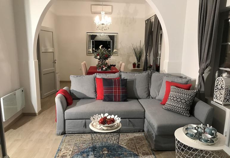 Dina's House, Spata-Artemida, Sala de estar