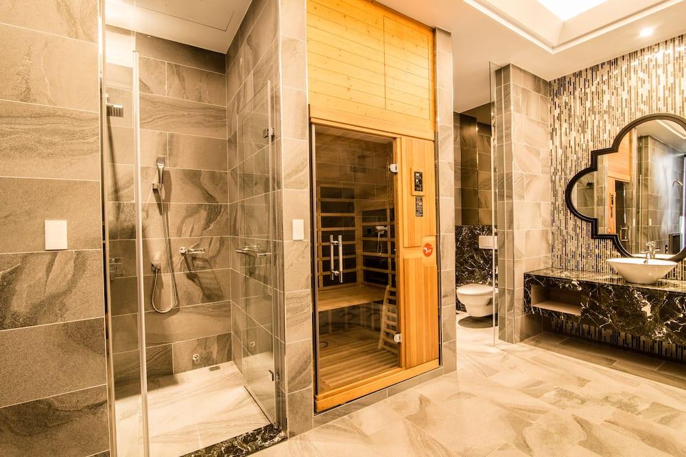 A Room - Bathroom