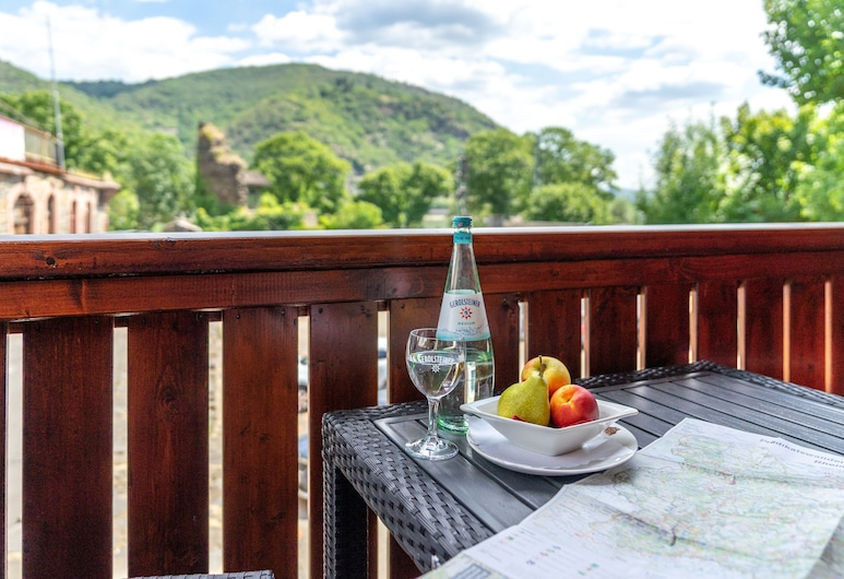 Altkölnischer Hof, Bacharach, Apartment, 1 Bedroom (Bacchus - Koblenzer Str. 12), Balcony