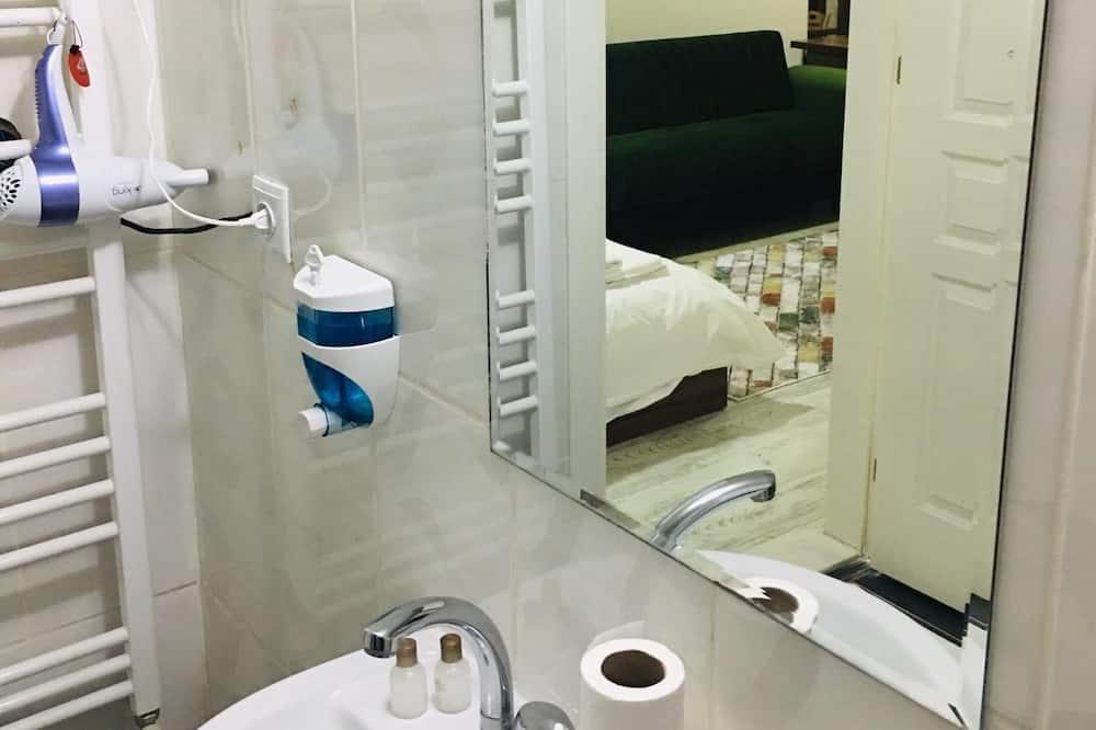 コンフォート スタジオ - バスルームのシンク