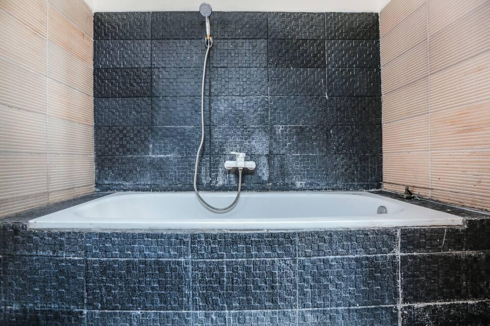 Standard-dobbeltværelse - ikke-ryger - Dybt badekar