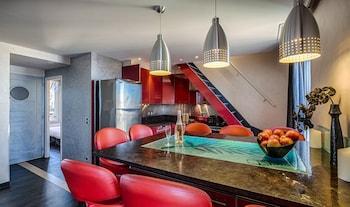 ภาพ RG Duplex - 4 chambres -  LRA Cannes ใน คานส์