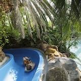 Escorrega aquático