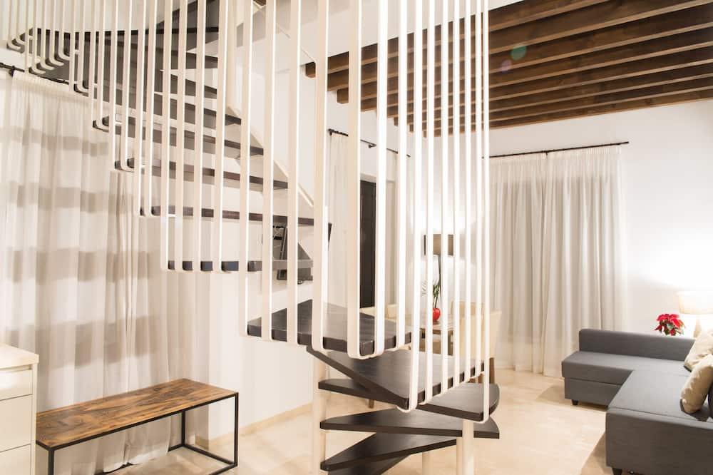 Dúplex, 2 habitaciones - Sala de estar