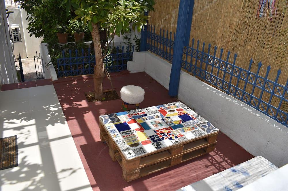 Standard Apartment, Partial Sea View - Balcony