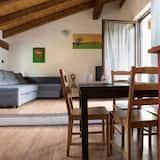דירה (con Vasca Idromassaggio) - אזור אוכל בחדר