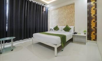 Mynd af Treebo Trip Corona House í Nagpur