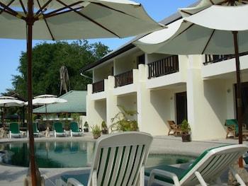 ภาพ อพาร์ทเมนท์ 1 ห้องนอน เกาะสมุย พร้อมสระว่ายน้ำ ระเบียงตกแต่งและ WiFi ห่างจากหาด 100 ม. ใน เกาะสมุย