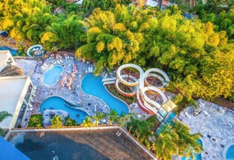 Golden Dolphin Grand Hotel - Mondial, Caldas Novas, Výhľad z výšky