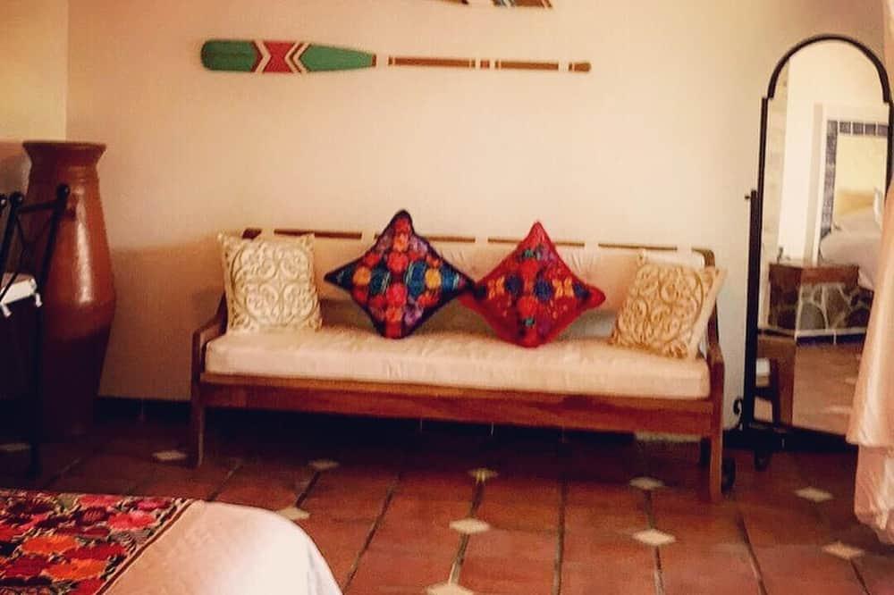Prezidentská izba - Obývacie priestory