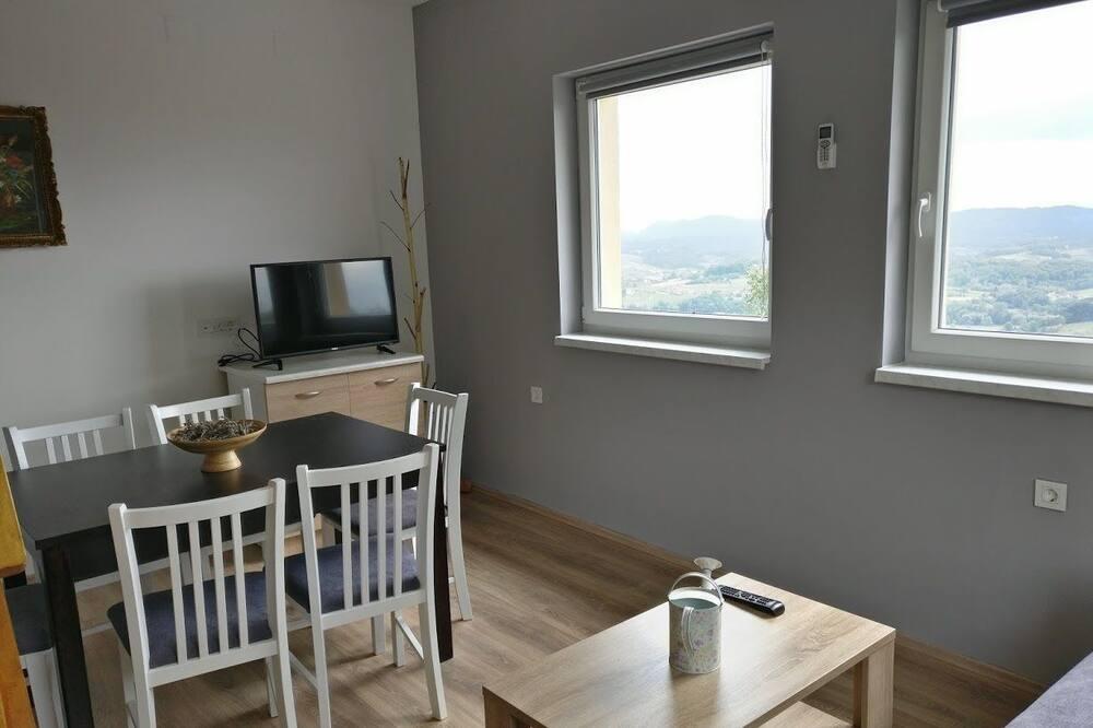 Διαμέρισμα, Θέα στο Βουνό - Γεύματα στο δωμάτιο