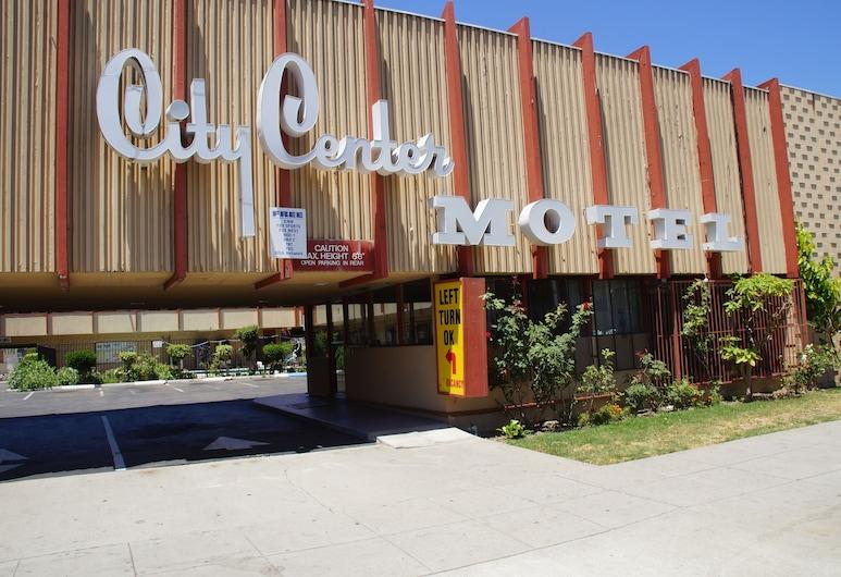 시티 센터 모텔, 롱 비치
