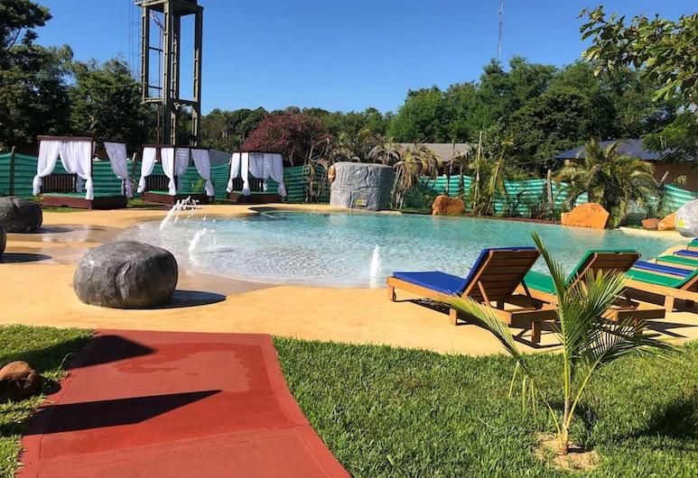 Z Apart Iguazu, Puerto Iguazú, Zwembad