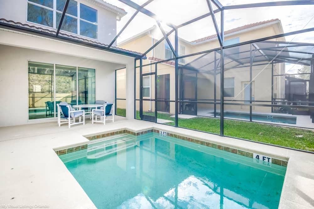 別墅, 5 間臥室 - 室內泳池