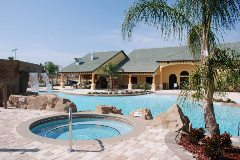 別墅, 5 間臥室 - 室外泳池