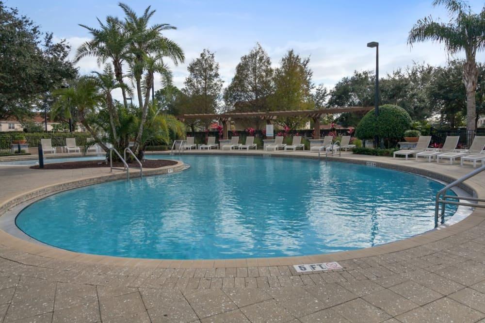 Resortwoning, 3 slaapkamers - Buitenzwembad