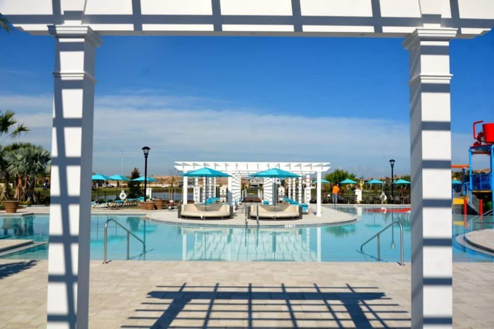 Вилла, Несколько кроватей - Открытый бассейн