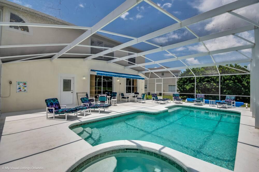 Villa, 5 Bedrooms - Indoor Pool