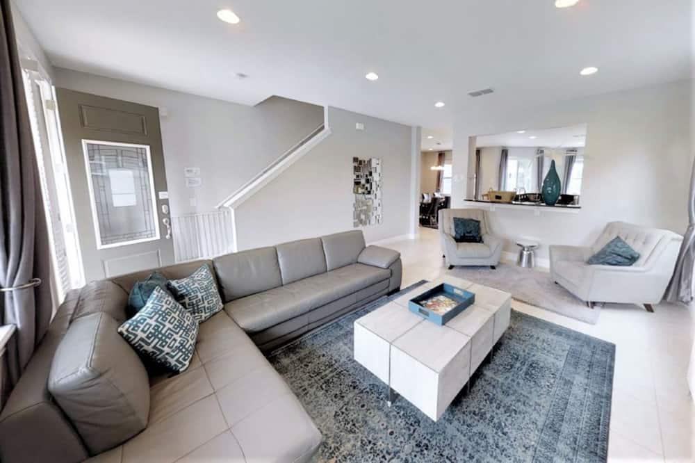 Huis, 6 slaapkamers - Woonruimte