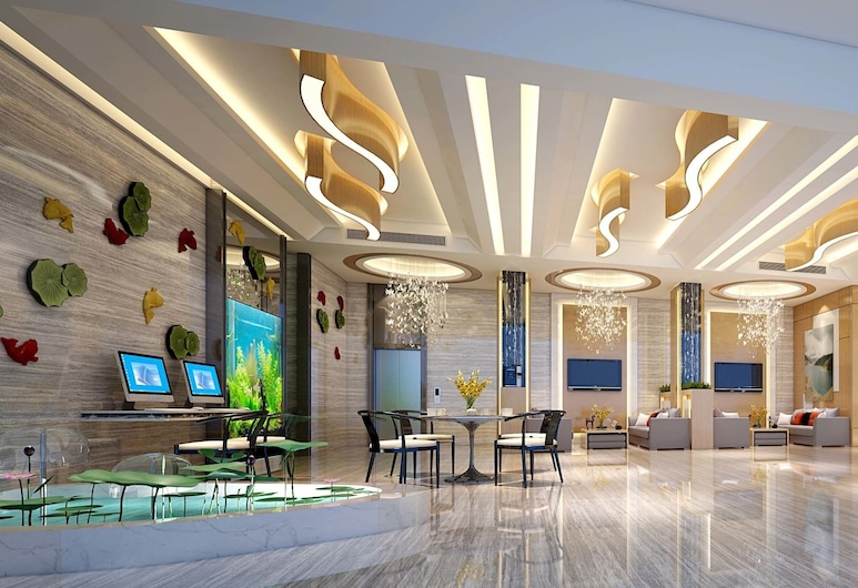 Linghang Hotel Shenzhen Airport Branch, Shenzhen, Lobby