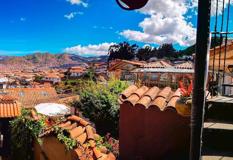 Cities Of The World - Hotel Cusco, Cusco, דירה אקסקלוסיבית, 2 חדרי שינה, טרסה, נוף לעיר, נוף לעיר