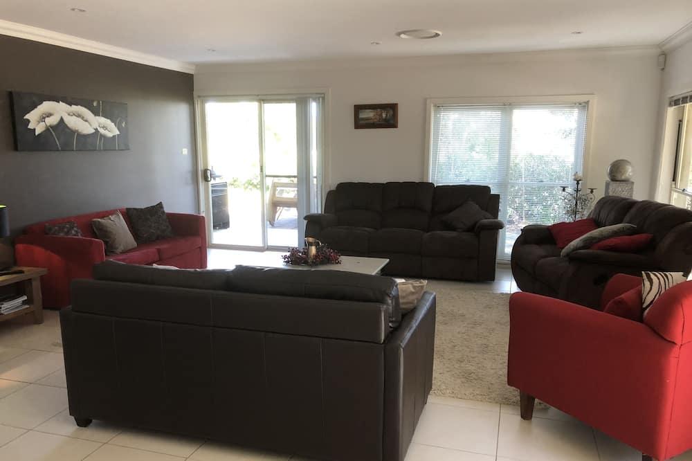 Executive Residence - Living Room