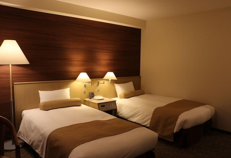 MINAMISENRI Crystal Hotel, Suita, Twin Room, Guest Room
