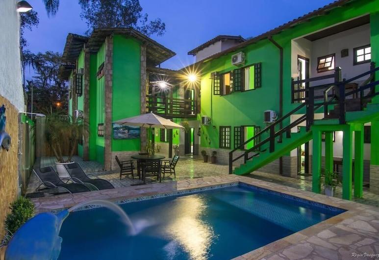 Pousada Recanto Verde, Paraty, Zwembad