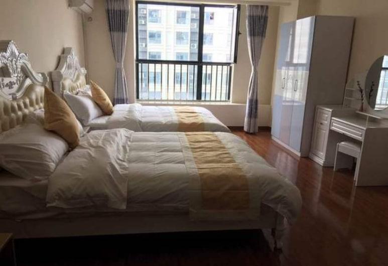 Guangzhou Mingyuege Apartment, Guangzhou, Bilik