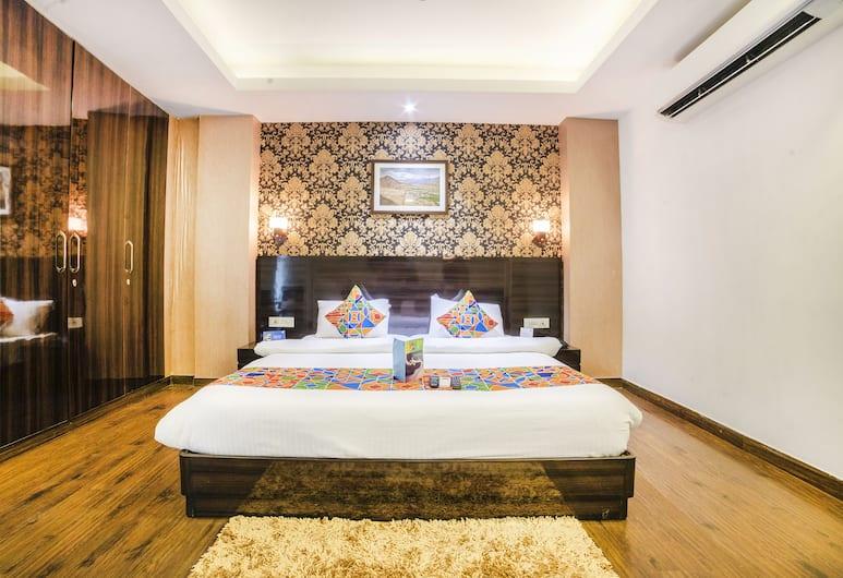 FabHotel Galaxy Patel Nagar, New Delhi, Premium kamer, Kamer