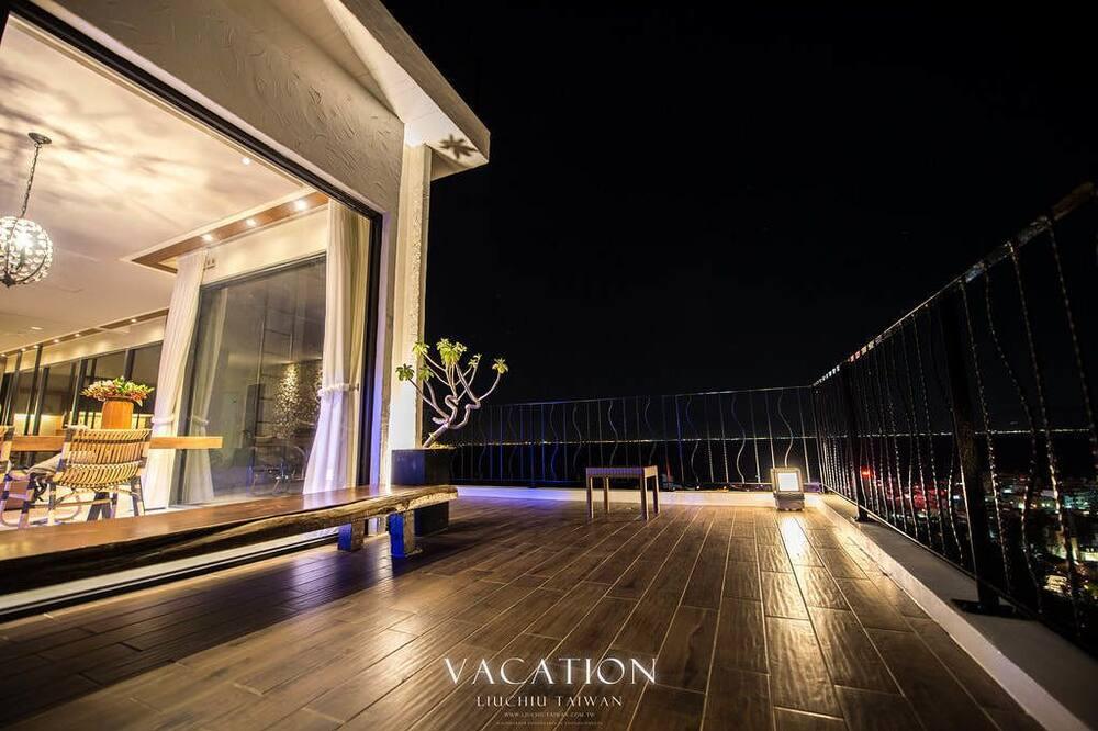 Президентський номер-люкс, з видом на океан - Балкон