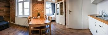 Foto van Sopot Sleeps - Sopot Loft in Sopot