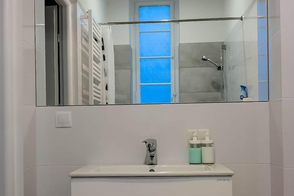公寓, 簡易廚房 - 浴室