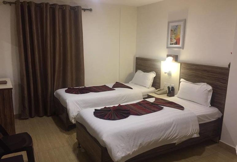 Afnan Hotel, Aqaba, Twin Room, Guest Room