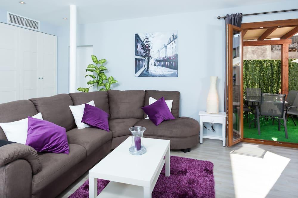 Apartment, 3 Bedrooms, Terrace - Guest Room