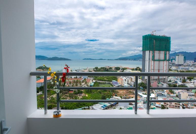 Anita Apartment Nha Trang, Nha Trang, Apartmán, 2 spálne, čiastočný výhľad na oceán, Balkón