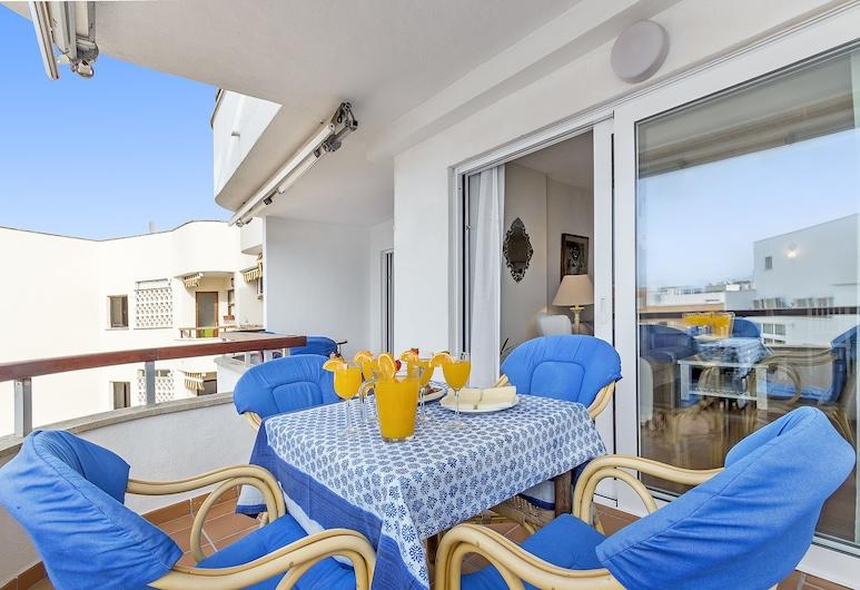 Apartamento Mantonia - Beautiful Apartment With sea Views in Port D'alc?dia, Alcudia, Apartment, 3 Bedrooms, Terrace, Sea View, Terrace/Patio