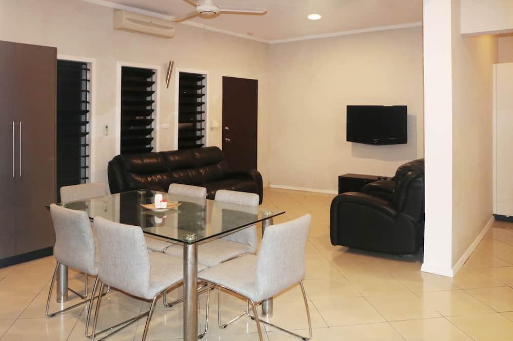 Comfort Διαμέρισμα, 2 Queen Κρεβάτια - Γεύματα στο δωμάτιο